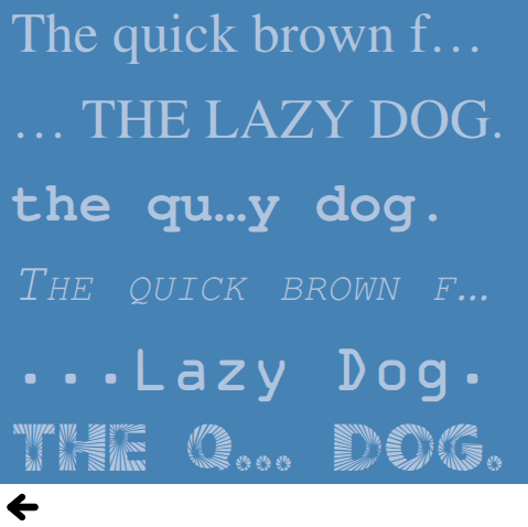 Qt Quick Examples - Text   Qt Quick 5 7